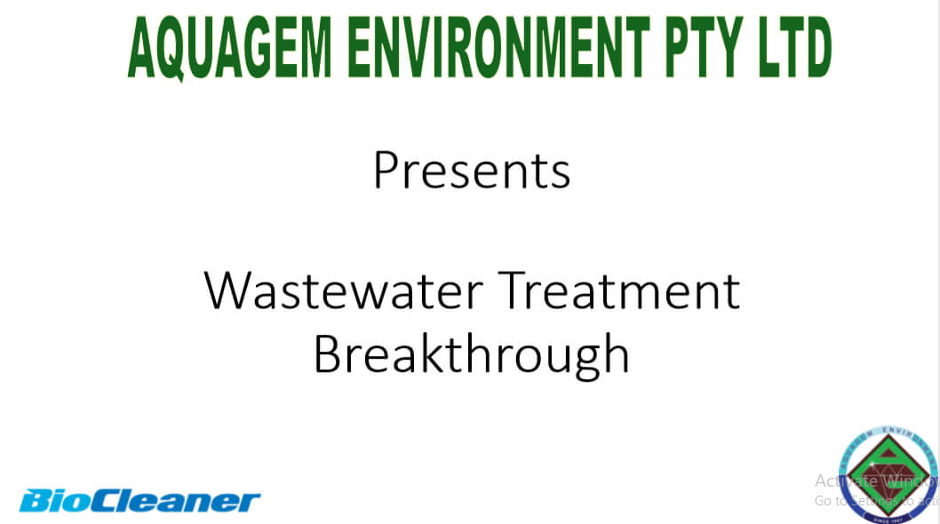 BioCleaner vs Other STP-1